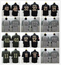 2014 Arizona 50th Anniversary football jersey  11 Larry Fitzgerald 31 David  Johnson 32 Tyrann Mathieu 3 Carson Palmer Stitched Cardinal jers 77f49f5f2