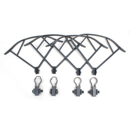 Pro batteries online shopping - 4pcs DJI Quick Propeller Protector Guard Arch Shape Anticollision Ring for DJI Mavic PRO Drone Quadcopter FPV