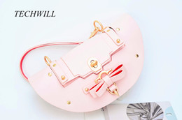 Handbags For Ladies Red Color Australia - 2018 Famous Brand Female Bow Handbag Lady Luxury Designer Crossbody Bags For Girls Candy Color Handbags Ribbon Rivet Mini Bag