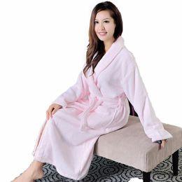 771b05c54d Cotton women bathrobe men sleepwear for girls blanket towel hotel robe  thickening lovers long soft autumn winter