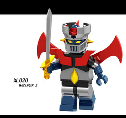 $enCountryForm.capitalKeyWord Canada - Super Robot Mazinger Z Figure Building Blocks Kids Gift Toys