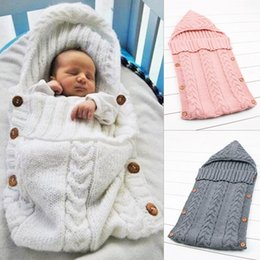 Baby Carts Baby Sleeping Bags Sleeping Bags Pajamas And Childrens Baby Trolley Winter Thick Fur Newborn Envelopes