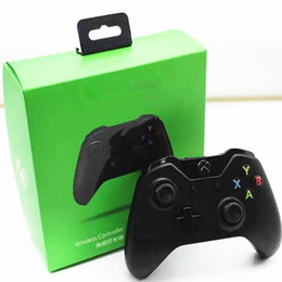 Discount xbox wireless receiver for pc - XBox One Wireless Controller for XBox One Elite Gamepad Joystick Joypad PC Receiver XBox One for Microsoft free shipping