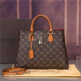 b2690cdbdbbc Leather bag brand names online shopping - 2018 styles Handbag Famous  Designer Brand Name Fashion Leather