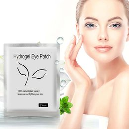 $enCountryForm.capitalKeyWord NZ - 1000pcs Eye Masks Hydrogel Eye Patch Moisture Tighten Skin Care Dark Circle Wrinkle Removal Anti-Puffiness Anti-Aging Moisturizing
