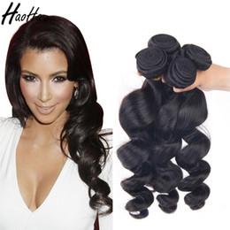 $enCountryForm.capitalKeyWord Australia - 8A Brazilian Virgin Hair Extensions Remy Human Hair Brazilian Hair 3 Bundles Malaysian Indian Peruvian 8-30 inch Loose Wave Customized