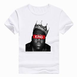 e1aff026c6a6f2 Biggie Smalls T Shirts Canada - Asian Size Print Notorious Big Biggie Smalls  Hip Hop Star