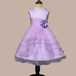 $enCountryForm.capitalKeyWord UK - European and American small and medium children sleeveless waistband flowers net gauze dress birthday dress