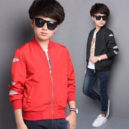 spring jackets for boys NZ - Children Jacket For Boys Coat Kids Clothes Spring Autumn 2018 Fashion Children's Winter Jackets Boy Clothing Casual Outerwear