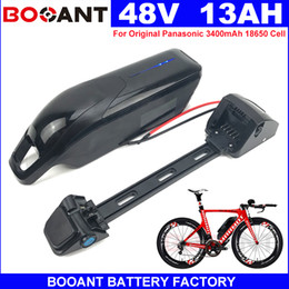 Motor Bicycles Australia - 48V 13AH Electric Bicycle Lithium battery For Bafang BBSHD BBS 500W 1000W Motor E-bike battery 13S 48V +2A Charger Free Shipping