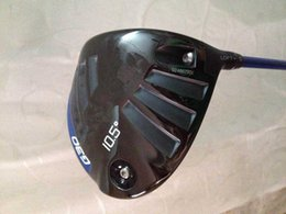 Loft goLf driver online shopping - Brand New Mens G30 Driver Black Golf Driver Golf Clubs Loft Graphite Shaft With Head Cover