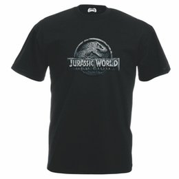 $enCountryForm.capitalKeyWord UK - Jurrasic World Fallen Kingdom Fan Image T-Shirt Tee Shirt Men Boy Swag Short Sleeve Thanksgiving Day Custom Big Size Men's Tshirts