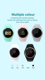 $enCountryForm.capitalKeyWord Australia - Q1 Color Screen sensor Smart Watch Wristband Blood Pressure Heart Rate Monitor Fitness Tracker Men Women Smartwatch Bracelet Q8