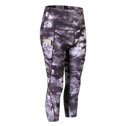 32135fbae09 YEL yoga pants leggings elbows for fitness gym woman sportswear Cropped  trousers Camouflage