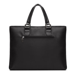 6e946e341cb6 2018 Hot selling Men Business Briefcase Bag Nylon Tote Bags Computer Laptop Bags  New Design Stachels bag for Male