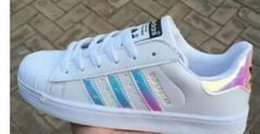 Dorp grátis 18 cores super star Moda Homens Mulheres Big Kids shoes Sneakers Casual Sport sapato de couro venda por atacado