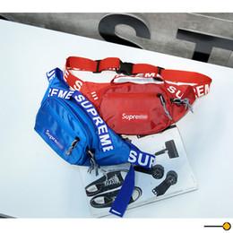 6fd8490cf8be Best selling explosion SUP brand letter handbag fashion casual Messenger bag  hip hop sports bag trend shoulder bag free shopping