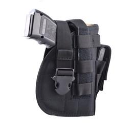 Pistola táctica de pistola de pistola Molle de nylon con bolsa extra Mag para 1911 45 92 96 en venta
