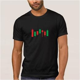 Vente en gros La Maxpa Nouvelle Arrivée forex et stock market trader investissement t-shirt hommes 2017 Loose hommes t-shirt col rond mens tee shirt