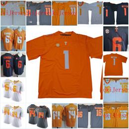 Peyton manning tennessee jersey online shopping - Tennessee Volunteers  Jason Witten College Football Jersey Joshua Dobbs b3773fa87