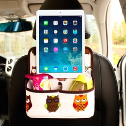 Auto Auto Organizer Rücksitz Tasche cup Halter Multi Pocket Sitz handy sundies Vorratsbehälter Hängende Box Auto Lagerung