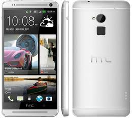 $enCountryForm.capitalKeyWord Australia - Original Unlocked HTC One Max Android MOBILE PHONE 5.9inch touch screen 2GB   32GB Quad-core 3G&4G lte 4MP WIFI GPS refurbished phone