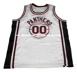 98e422cad 2 Photos Jersey Kyle UK - wholesale Kyle Watson  00 Panthers Above The Rim Basketball  Jersey White