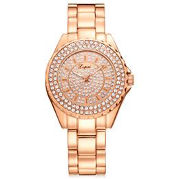 Stainless Steel Unisex Luxury Watches Australia - DHL Wholesale Lvpai Brand Women Fashion Luxury Watch Gold Stainless Steel Ladies Wristwatch Diamond Waterproof Casual Dress Quartz Watch