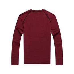 $enCountryForm.capitalKeyWord Australia - EAGEGOF Cotton Mens Long Sleeve Polo T-Shirt Golf shirt Male Sportswear Crewneck Sweatshirt for Golf training Sports