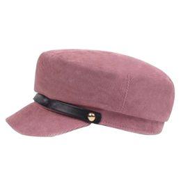 $enCountryForm.capitalKeyWord Australia - Sport Hats Women British Casual Style Cotton Sunshade Adjustable Octagonal Cap For Lovers 2018 Newest