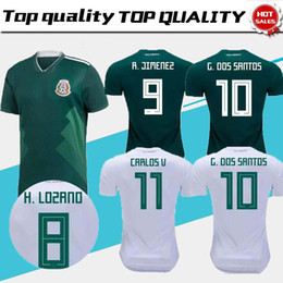76f7d60dc79 Personalized Soccer Jersey NZ - Mexico personalized Custom men Soccer Jersey ,Customized thai Quality 14