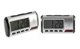 Dvr clock online shopping - Digital Alarm Clock Camera Video DVR Camcorder