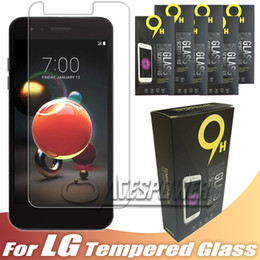 Discount lg g4 tempered - Tempered Glass For LG Stylo 3 4 G6 G4 G7 ThinQ K20 V10 V30 X Charge V40 Fortune 2 G Stylo Plus