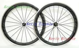 Carbon Clinchers Alloy Australia - outlet!!F5R alloy brake Carbon Wheels 50mm Clincher Road Bike Aluminum alloy Carbon Wheel 700C 25mm width Road Bike
