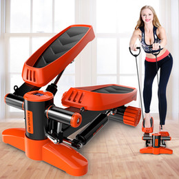 $enCountryForm.capitalKeyWord Australia - Mini Treadmill Steppers Pedal Household Quiet Hydraulic Stair Climbers Home Fitness Equipment for Lose Weight Leg Slimming