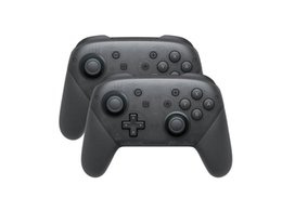 Chinese  Bluetooth Wireless Pro Controller Gamepad Joystick for NS Switch Console Support Somatosensory Vibration Screenshot Axis manufacturers
