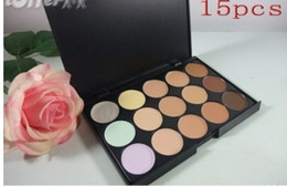 $enCountryForm.capitalKeyWord Canada - 1PCS FREE SHIPPING 2018 NEW Brand MAKEUP NEW Lowest 15 color CONCEALER PALETTE