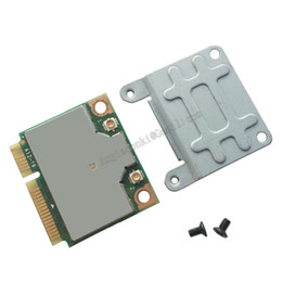 $enCountryForm.capitalKeyWord UK - 2pcs Half Size To Full Size Wireless Card Mini PCI-E Extension WIFI Module Adapter Bracket for Intel 6200 6300 6250 5100 7260