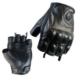 $enCountryForm.capitalKeyWord Canada - Genuine Leather Half Finger Motorcycle Gloves Scoyco Summer Motocross Racing Gloves Goat Leather Sheep Skin Moto Bike Glove