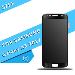 samsung a5 touch display Australia - For Samsung Galaxy A5 2017 A520 A520F A520F DS LCD Display Touch Screen Digitizer Assembly Free Shipping DHL