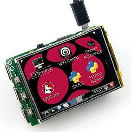 $enCountryForm.capitalKeyWord Australia - WeiKedz 3.2 Inch TFT LCD Display Module Touch Screen For Raspberry Pi B+ B A+ Raspberry pi 3