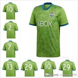 146c0d54b 2018 2019 Seattle Sounders FC Soccer Jersey 18 19 LODEIRO MORRIS DEMPSEY  TORRES Football Jerseys Shirt