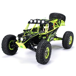 Green Truck Cars Australia - 10428 remote control car 1:10 electric rock climbing short truck remote control toy car