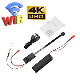$enCountryForm.capitalKeyWord UK - Mini 4K Camera WiFi Network Camera DIY Module Wireless IP Cam Mini Nanny Security Cam for Android iPhone Motion Detection Night Vision DVR