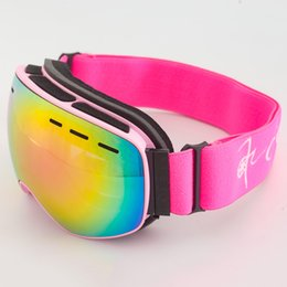 $enCountryForm.capitalKeyWord Australia - Winter Children Ski Skiing Goggles Boys Girls Anti-fog Anti-UV Eyes Protection Eyewear Windproof Outdoor Snow Snowboard Glasses