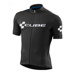 China Cube 2018 Cycling Jersey Summer Racing Tops Cycling Clothing Ropa Ciclismo Quick Dry Short Sleeve Shirt mtb Bike Jersey A2501 supplier woman s cycling suppliers