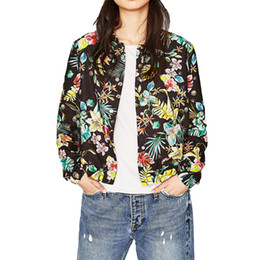 $enCountryForm.capitalKeyWord NZ - 2017 spring jacket women casual printing women basic coats long sleeve slim coat velvet womens clothing