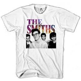 $enCountryForm.capitalKeyWord Australia - The Smiths Band Galaxy Man   Woman T-shirt Quality T Shirts Men Printing Short Sleeve O Neck T Shirt Men Summer Style