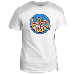 2ff43ba28 Bullseye Gameshow Retro Cartoon 80s 90s Mens Cult Classic TV Film Movie T  Shirt Personality 2018 Brand T Shirt Funny Top Tee