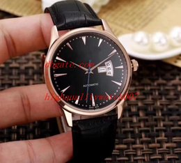 $enCountryForm.capitalKeyWord Australia - 5 colors 2018 Luxury 1548420 Mechanical Transparent 44MM 316L Leather Strap Bands Automatic High Quality Mens Watch Watches
